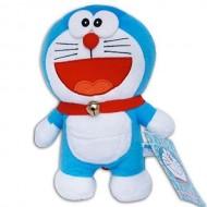 Doraemon 25 cm con bocca aperta - Pupazzo originale peluche