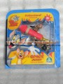 !!!! GIOCHI PREZIOSI TOM E JERRY !!! TOM and JERRY ACTION FIGURES  JERRY IN SPACE  JERRY , SUL MISSILE  BLISTER 2 PEZZI, COD CCP 15054