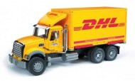 Bruder Mack DHL Container [ cod 02817 ]