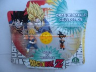 DRAGON BALL Z COLLECTION PERSONAGGIO  VEGITO SUPER SAIYAN  E PERSONAGGIO GOTEN