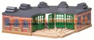 Trenino Thomas  ENGINE SHED Thomas & Friends Edifici LC99320 - Engine Shed - Deposito Locomotive