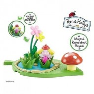 Ben & Holly Piccolo Regno Magico Roundabout Playset 18562