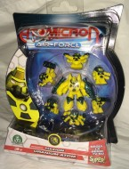 ATOMICRON AIR FORCE 3 SERIE FIXXION - URANIUM ATOM  GPZ08475