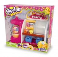 Giochi Preziosi - Set di gioco Shopkins, forno - piccola pasticceria - GPZ56006