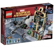 LEGO Super Heroes Marvel - Spiderman - L'attacco di Daily Bugle - 76005
