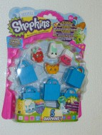 SHOPKINS BLISTER 5 SHOPKINS 5 SERIE 56003