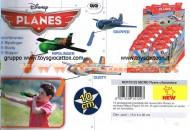 PLANES DISNEY MODELLO AEREO SUPER MICRO FLYERS SKIPPER CON LANCIATORE COD 15122