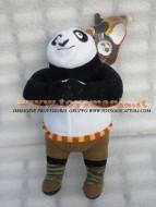 kung fu panda PELUCHE CIRCA 20 CM IN OFFERTA ULTIMI PEZZI PREZZO BASSO