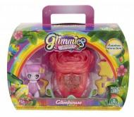 Giochi Preziosi - Glimmies Rainbow Friends Glimhouse, Rosa con Glimmies, Beelenia