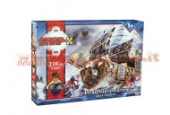 !!!!NOVITA'!!! GIOCHI PREZIOSI SNAP-X PIRATE ADVENTURES DARK GALLEON IL GALEONE  COD GP4X0201