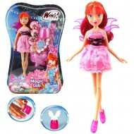 Winx Magic Lab Bloom con decorazioni per unghie WNX07000