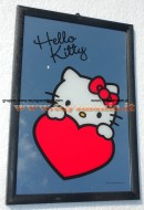 Specchio Hello Kitty 20x30 circa  Hearts