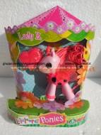 Giochi Preziosi - Lalaloopsy Baby Ponies, Lady B COD GPZ 10448