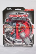 !!!! Monsuno !!! Novita' Monsuno MODELLO PERSONAGGIO 3 SERIE  LOCK toys , BRINQUEDOS ,JUGUETES , JOUETS , giocattolo COD 14533