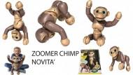 ZOOMER CHIMP -  Zoomer Scimmia - ZOOMER Chimp  - interattiva