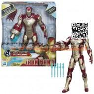 !!! SUPER EROI !!! Avengers Iron Man 3 Raffiche Super Soniche Hasbro