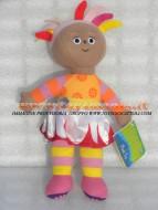 LA FORESTA DEI SOGNI , IN THE NIGHT GARDEN PELUCHE CIRCA 22 CM PERSONAGGIO UPSY DAISY , Upsy Daisy ORIGINALE UFFICIALE CARTONE ANIMATO GIOCATTOLI PELUCHE toys , BRINQUEDOS ,JUGUETES , JOUETS , giocattoli COD F.F.20