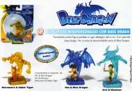 BLUE DRAGON - offerta 3 pezzi cod. 34100