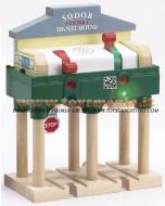TRENINO THOMAS SEMAFORO STAZIONE DELUXE OVER THE TRACK SIGNAL LC 99382