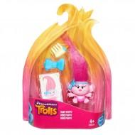 Trolls personaggio Baby Poppy B6555-B8050 di Hasbro