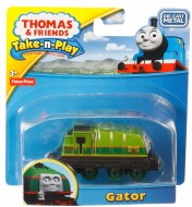 Gator, giocattolo Thomas di Fisher-Price BCW92- R8846