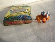 giochi preziosi nuovi dinofroz tribe popolo la tribù  dei cristalli acuminati personaggio megabison cod7922