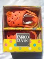 !!! Novità 2012 Scarpe !!!! , scarpine neonato tipo Crocs di Enrico Coveri colore arancio in varie misure