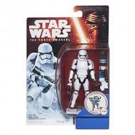 Star Wars: Il Risveglio della Forza - Stormtrooper del Primo Ordine  9 cm di Hasbro B3964 -B3963