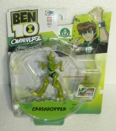 !!! NOVITA' !!! BEN TEN omniverse , BEN 10, 10 CM personaggio , CRASHHOPPER , CCP 36023
