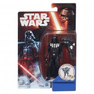 Star Wars - Darth Vader 9 cm con accessori di Hasbro B3966-B3963