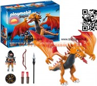 PLAYMOBIL 5483 DRAGO FIAMMEGGIANTE Dragons - Flame Dragon - 5483