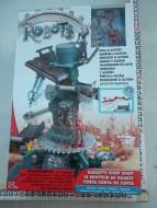 MATTEL ROBOTS GASKET 'S CHOP SHOP COD S