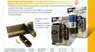 Giochi Preziosi Tech Deck U.S.A Miniskate con rampa Portaskate