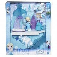 Disney Frozen - Small Doll Palazzo di Ghiaccio di Hasbro B5197
