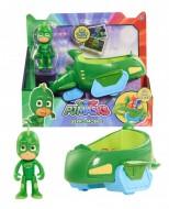 Super Pigiamini PJ Masks Veicolo Gecomobile con Personaggio Geco …