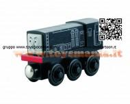 Mattel Trenino Thomas Fisher Price Y4079 - Veicolo Diesel Small
