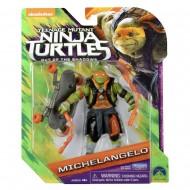 Tartarughe Ninja Movie– Fuori Dall'Ombra – Michelangelo  personaggio 12 Cm TUV71000