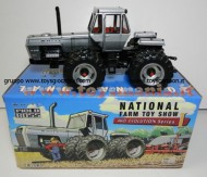 1:32 ERTL TRATTORE *WHITE* Field Boss 4-210 *4wd Tractor w/Duals* TOY FARMER 2013 *NIB* POCHISSIMI PEZZI , SERIE LIMITATA