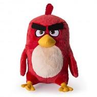 Angry Birds 6027842 - Peluche Red 30 cm circa con effetti sonori