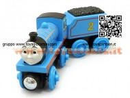 Mattel Trenino Thomas Fisher Price Y4071 - Veicolo Edward Large
