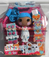 !!! LALALOOPSY !!! LALALOOPSY SILLY HAIR CON CAPELLI FLESSIBILI PERSONAGGIO MITTENS FLUFF