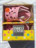 !!! Novità 2012 Scarpe !!!! , scarpine neonato tipo Crocs di Enrico Coveri colore rosa in varie misure in offerta