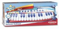 Bontempi Tastiera da Tavolo 31 Tasti con Effetti Luminosi, 12 3109