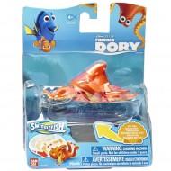 Disney Alla Ricerca Di Dory Swigglefish Hank FND12000 di Giochi Preziosi