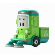 Robocar Poli CLEANY   Die- Cast GIOCATTOLO (Diecasting/Non-Transformer)