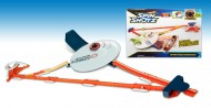 Mattel Y0097 - NUOVO Hot Wheels Spinshotz Pista Centrifuga lancia trottole