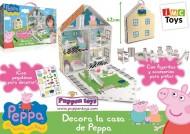 PEPPA PIG CASA - HOUSE - Casa Da Costruire e Colorare Di Peppa Pig 360129
