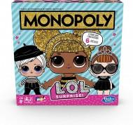 Monopoly L.O.L. Surprise, Gioco in Scatola in italiano di Hasbro E7572