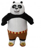 KUNG FU PANDA 3, PO Peluche 28cm DreamWorks di Famosa 760014220