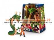 GIOCHI PREZIOSI DRAGONBALL Z GOKU PERSONAGGIO + DRAGO DELLE 7 SFERE  COD 01627 toys , BRINQUEDOS ,JUGUETES , JOUETS , giocattoli